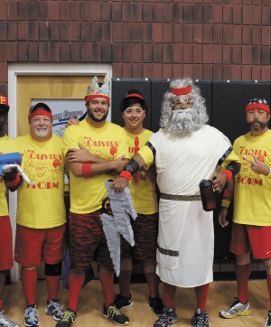 Better Health Hosts Diabetes ... Dodge It Dodgeball Tourney