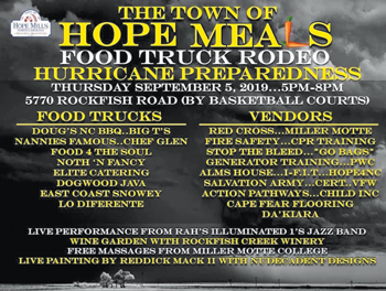 16 FOOD TRUCK RODEO