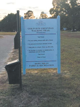 17 02 Greenway sign