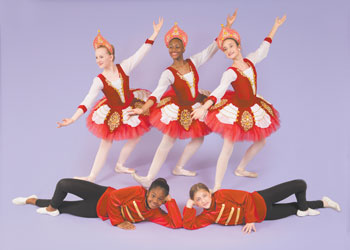 North Carolina State Ballet 'Nutcracker' celebrates 50 years