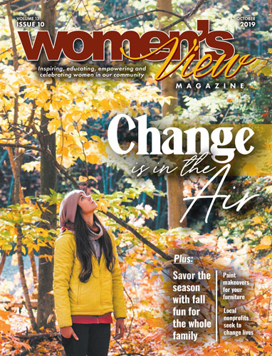 Women's View Magazine, October 2019