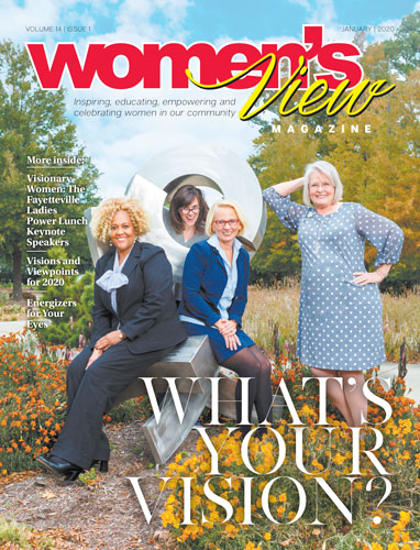 Women's View Magazine, January 2020