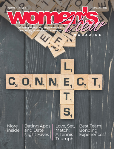 Women's View Magazine, February 2020